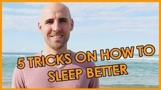 life hacks for sleep