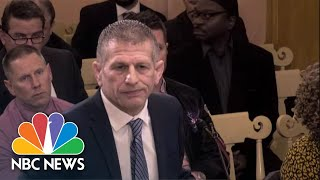 Former Osu Wrestler: Jim Jordan 'called Me Crying' After Strauss Abuse Allegation | Nbc News