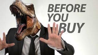 Jurassic World: Evolution - Before You Buy
