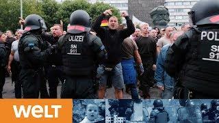 CHEMNITZ-RANDALE: Harte Kritik an Polizeiführung und Politik