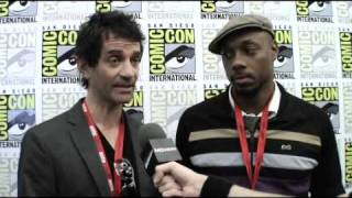 The Cape - Season 1: Comic-Con 2010 Exclusive: James Frain and Dorian Missick