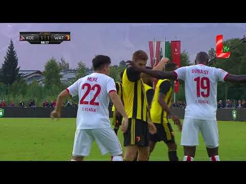 Köln 1 - 1 Watford (17.07.2018 // by LTV)