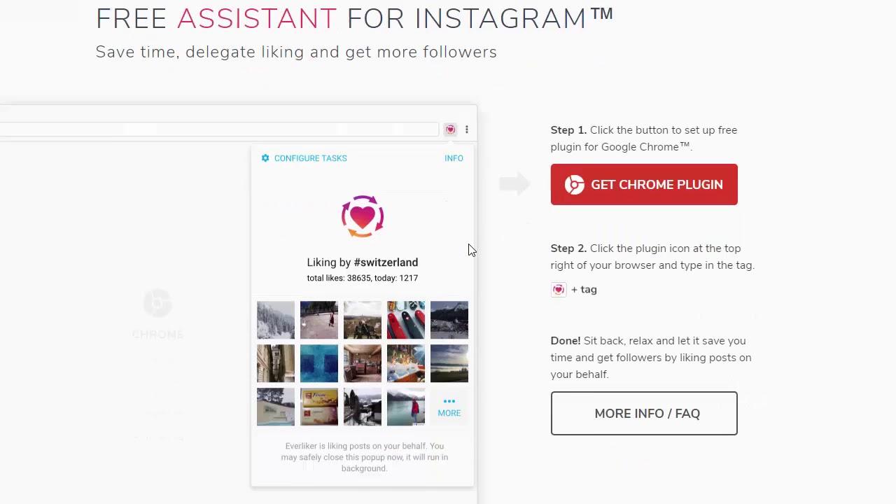 Automatiza el proceso de dar likes en Instagram y consigue más seguidores