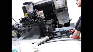 Podnoszenie kabiny Iveco Stralis