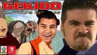 AngryJoe Plays Gekido! [CHHHIIICCKKEEEENNN!!!]