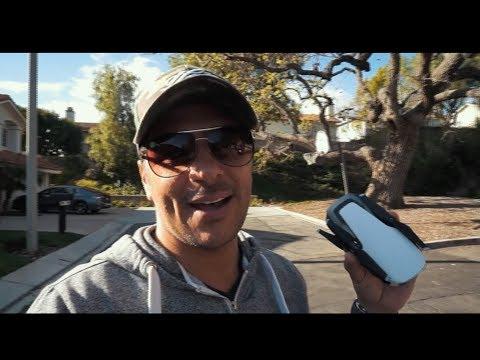Dji Mavic Air Che spettacolo di Drone Vlog#102 Americano