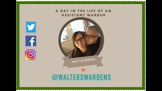 A day in the life of a Caravan and Motorhome Club assistant warden