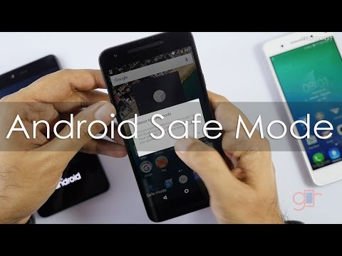"How To Use ""Safe Mode"" On Your Android Phones"