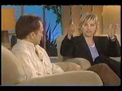 Bradley Whitford on Ellen
