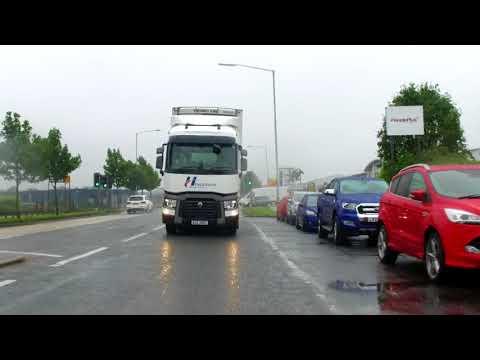 Wholesale driver intro video