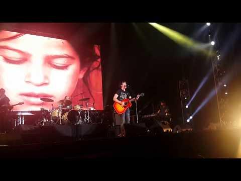 James Blunt - Someone Singing Along . TBILISI,GEORGIA