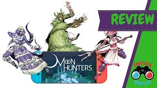 Moon Hunters Switch Review