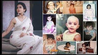 South Indian Actress Rare childhood Pics | South Indian Actors Rare childhood Pics