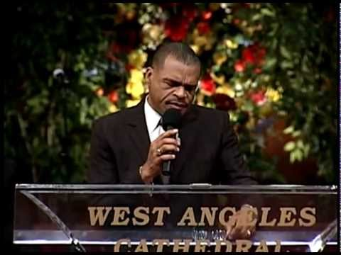 Walter Hawkins / Thank You / At West Angeles COGIC