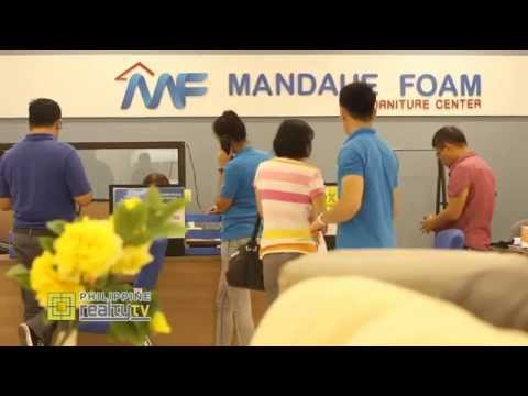 Mandaue Foam - Shaw Boulevard Showroom