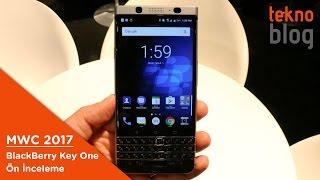BlackBerry KeyOne Ön İnceleme