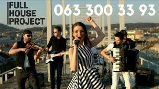 Кавер група Full House Project   Jessie J.- Domino. Якісна жива музика на Ваше весілля!  Promo