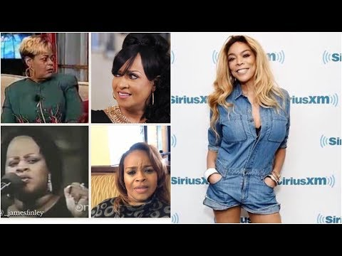 The Clark Sisters Respond to Wendy Williams | The Response to The Fans‼️