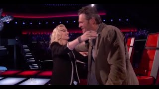 Gwen and Blake - Moments - season 7 part 1
