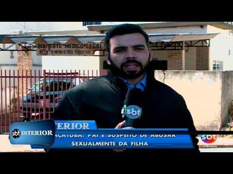 Pai é suspeito de estuprar filha de oito anos, em Araçatuba