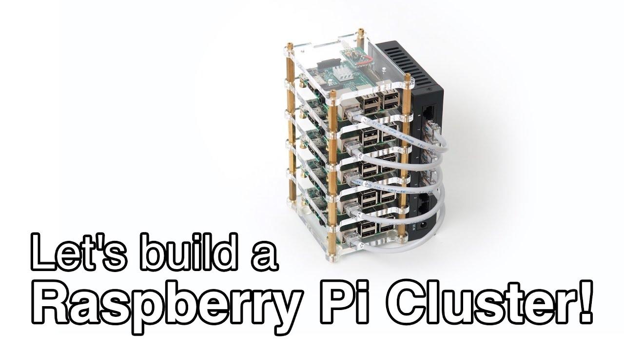 Let's Build a Raspberry Pi Cluster (Pi Dramble #1)
