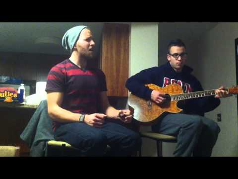 Jordan and Nick - Thinking about you (cover)