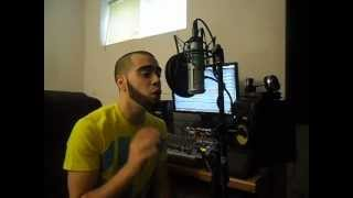 circle (marques houston) -Cover by icy from H.I.X