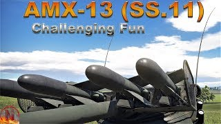WT || AMX-13 (SS.11) - High Skill Required?