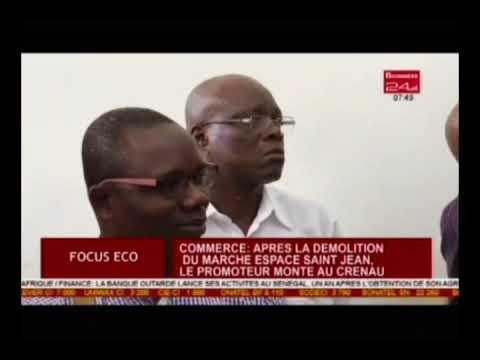 Business 24/Focus Eco- Après la démolition du marché saint Jean, le promoteur monte au créneau