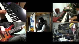[HD]Dragon Crisis! OP [Immoralist] Band cover ドラゴンクライシス! 検索動画 35