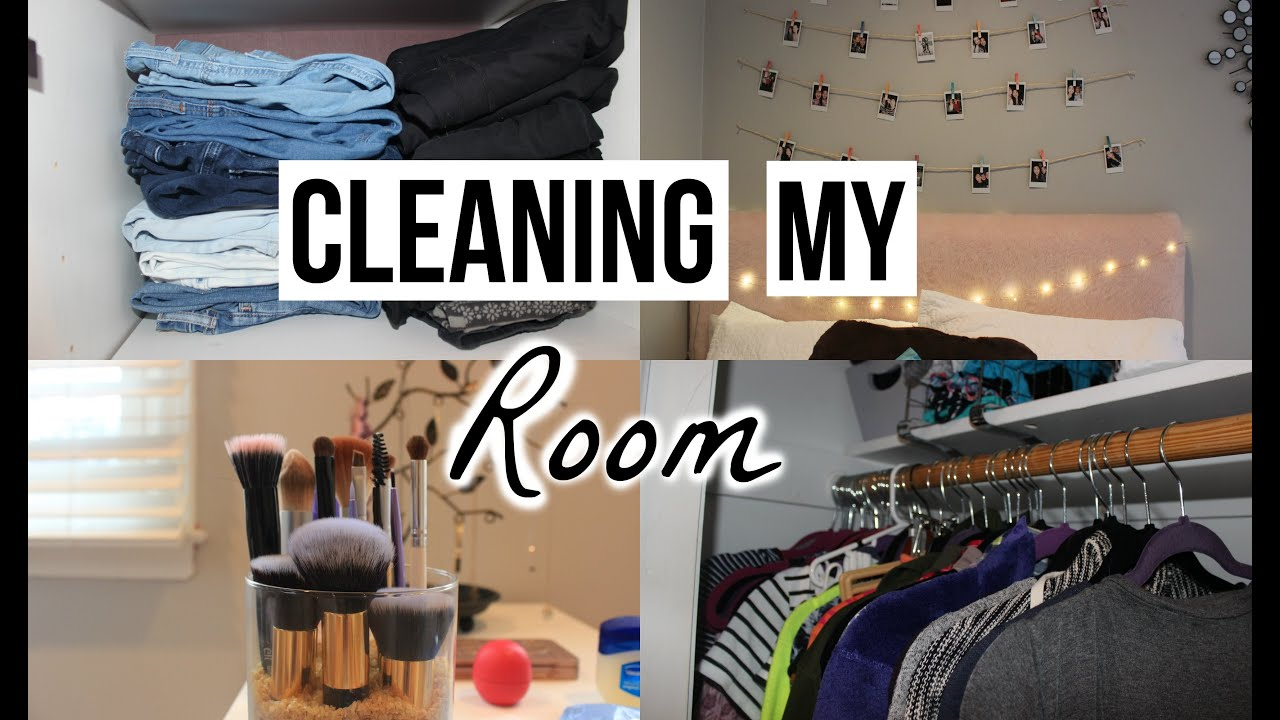 clean my room When you feel like you have nothing to wear but your closet overfloweth with crap, use these tips to create a clean and neat closet that allows room for the addition of new crap.