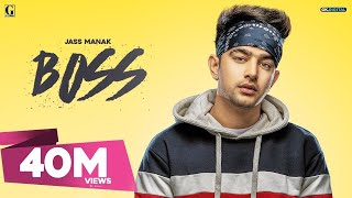 BOSS JASS MANAK ( Full Song ) | Latest Punjabi Songs 2018 | Geet MP3