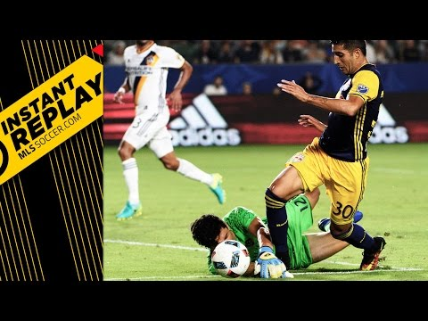 Controversy in LA, red card debate in Portland | INSTANT REPLAY, Week 22