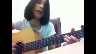 "Nadya Fatira - Tutorial Chord ""Bintang Yang Meredup"""
