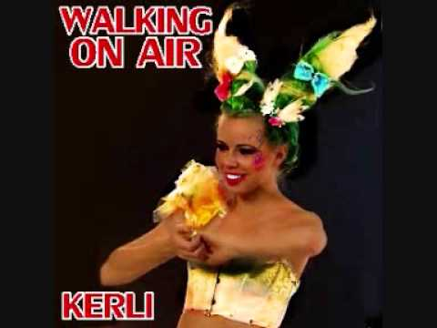 Kerli - Walking on Air (Rough Demo)