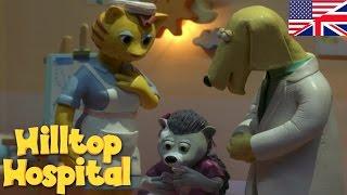 Hilltop Hospital - The Blues S04E10 HD | Cartoon for kids