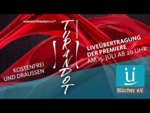 Teil 3 -  Der Abbau der Liveübertragung der Sommeroper Turandot auf dem Blücherplatz