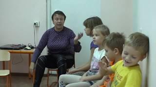 Урок театрального мастерства- Хадасевич Е.Л.