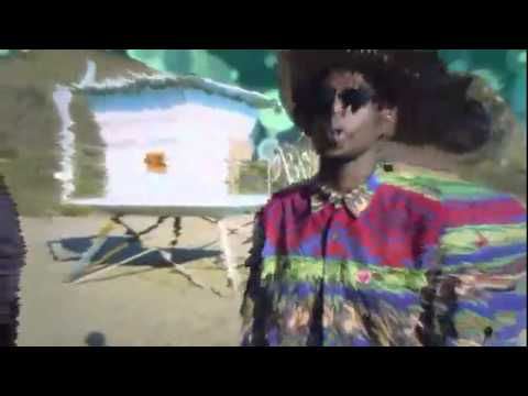 Theophilus London - Flying Overseas feat. Devonte Hynes & Solange Knowles [ OFFICIAL VIDEO ]