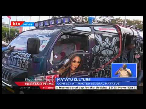 Weekend Prime: 'Nganya awards' held in Nairobi to celebrate the matatu culture