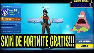 *How to get any FORTNITE SKIN FOR FREE* - (Season 9) 😵- Store Code *GUSTIAKD*