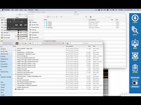 Advanced Asset Library Management For Kinetic Text Animator