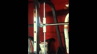 Marcy md9010g smith machine with linear bearings