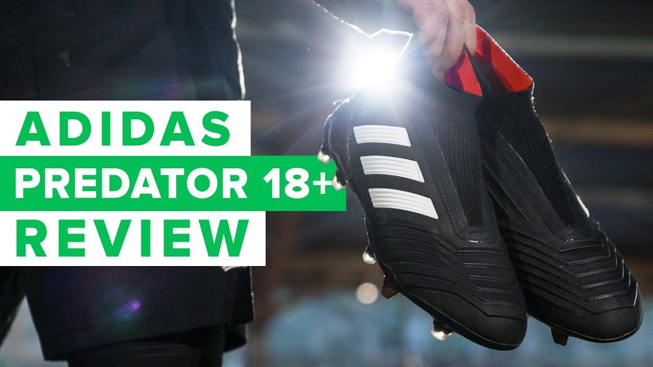 d379c0de8 ADIDAS PREDATOR 18+ REVIEW - YouTube