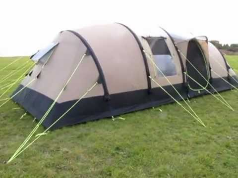 K&a Southwold 8 Air Tent _Outside  sc 1 st  YouTube & Kampa Southwold 8 Air Tent _Outside - YouTube