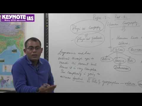 Human geography - class –1