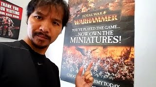 Prince Of Macedon Visits A Warhammer Store (games Workshop)
