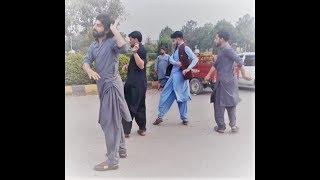 Pashto attan Bibi shirini at TATARA park Peshawar
