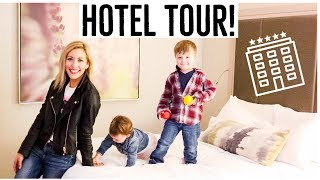 TOUR OUR HOTEL WITH ME!  FAMILY VLOGGERS NASHVILLE VACATION AT THE GAYLORD OPRYLAND 2019