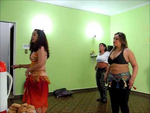 Dança do Ventre CHÁ ÁRABE ÉTNICA.